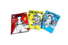 ONE PIECE magazine Vol.1-3